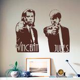Personajes / Cine / Vincent & Jules