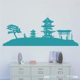 Arquitectura - Skyline cultura japonesa