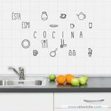 Azulejos - Esta es mi cocina