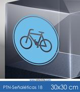 Señaléticas - Bicicletas