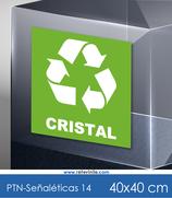 Señaléticas - Solo Cristal