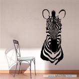 Animales - Cebra observadora