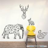 Animales - Animales Geométricos
