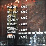 Hostelería - Café? CAFÉ