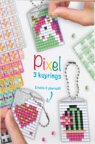 20131 Kit 3 porte-clés sweet