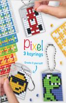 20132 kit 3 porte-clés Cool