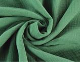 1001 Dreieckstuch Musselin smaragdgrün