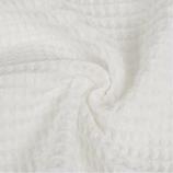 3001 Bettschlange einfärbig weiß