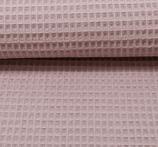 3005 Bettschlange zweifärbig altrosa/weiß