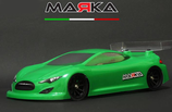 Carrosserie lexan Marka RKS Light 98mm