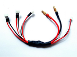 Cable de charge Multi pack lipo 1/27