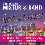 """On Broadway"" - Mixtur & Band"