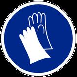 Pictogram Handschoenen Verplicht