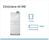 Melag Cliniclave® 45 MD