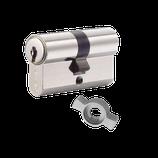 Kaba Doppelzylinder mit BIFFAR-Mitnehmer und FZG Funktion gemini pluS | Codierte Einzelschließung mit Sicherungskarte