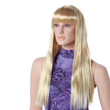 Damen Perücke Natascha gold-blond