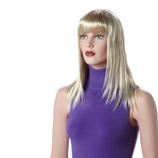 Damen Perücke Connie hell-blond