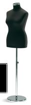 Schneiderbüste XL, elegance