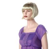 Damen Perücke Mira hell-blond