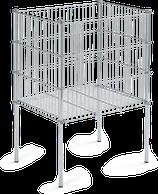 Wühlkorb klappbar 55x42