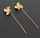 Cute Windmill Earrings