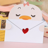 Cute Baby Greeting Card