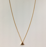 Elegant Triangle  Necklace