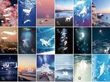 Deep Ocean Post Card