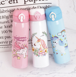 Cute Unicorn Thermal Bottle