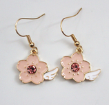 Kawaii Cherry Blossom Earrings