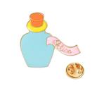 Romantic Tea Pot Pin Brooch