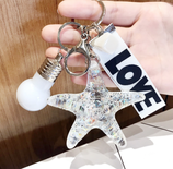 Big Starfish Key Chain