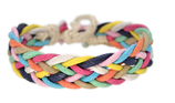 Cotton Colourful Bracelet
