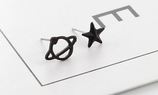 Simple Planet Earrings