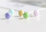 Porcelain Colourful   Earrings