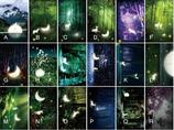 Luminous Post Card