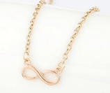 Elegant Infinity Necklace