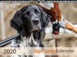 Jagdhundekalender 2020 DIN A3 - Ausverkauft