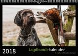 Jagdhundekalender 2018 DIN A3