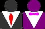 Krawatte / Binder