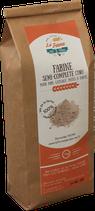 Farine semi-complète - 1 kg