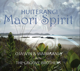 CD HUITERANGI MAORI SPIRIT