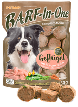 PETMAN Barf in One Geflügel 750 g