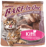 PETMAN Barf in One Kitti 475g