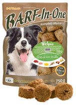 PETMAN Barf in One Welpie 750 g