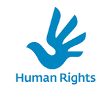 Human Rights Aufkleber