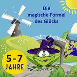 Zauberer-Schatzsuche (5-7 Jahre)