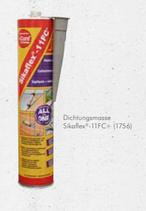 Dichtungsmasse Sikaflex®-11FC+ (1756)