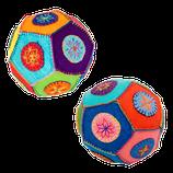 balle patchwork mandala, Barefoot