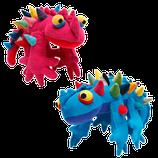 monstre multicolore, Barefoot